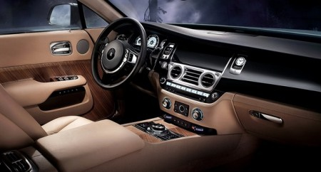 Rolls-Royce Wraith phiên bản 2014